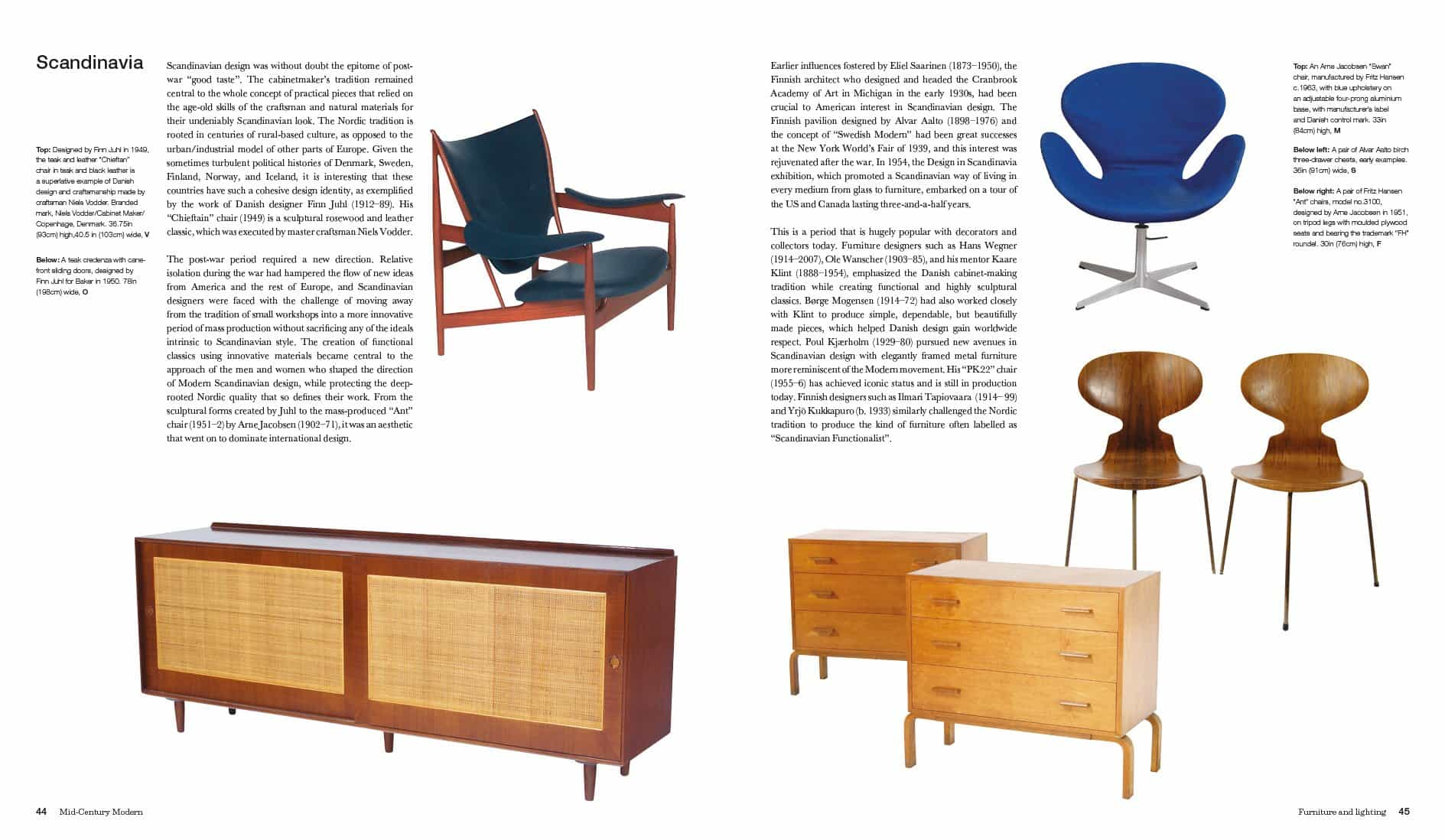 this is inside Miller's Mid-Century Modern- Living with Mid-Century Modern Design book