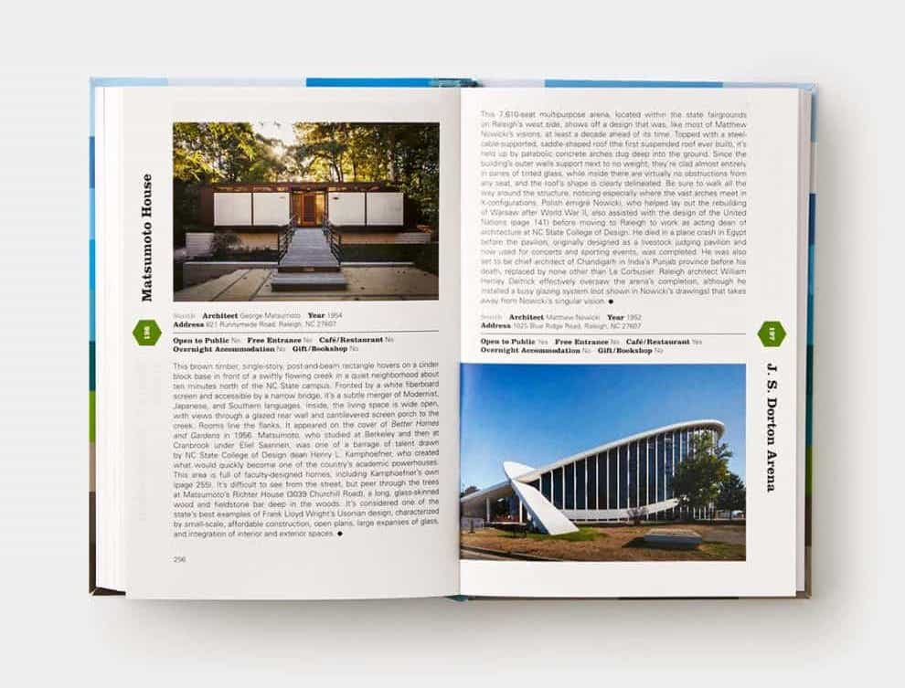 this is inside the mid century modern architecture travel guide east coast