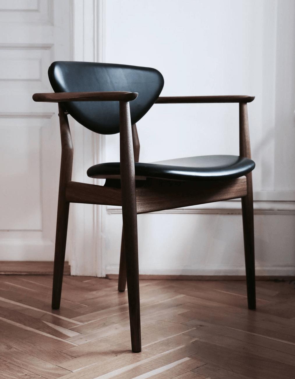 this is a 109 chair by finn juhl