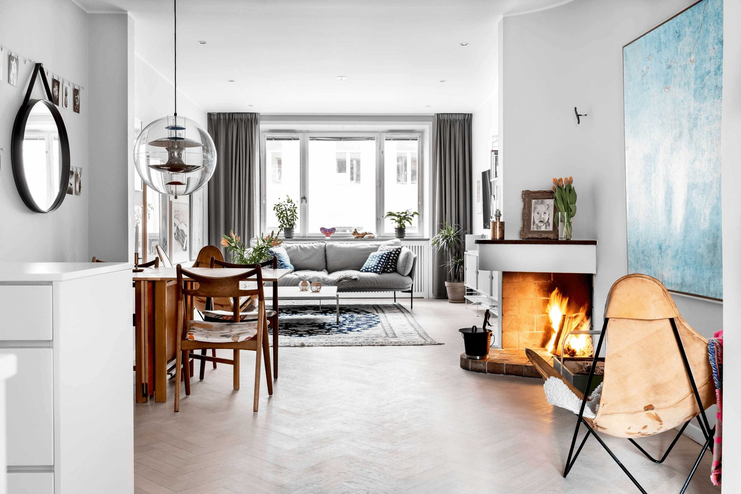 this-is-a-Scandinavian-apartment-with-a-fireplace-and-modern-scandi-furniture