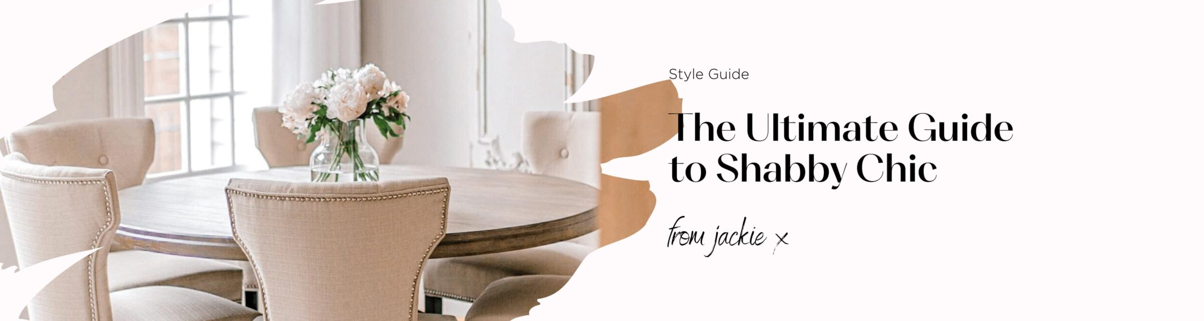 Shabby Chic Guide Ad