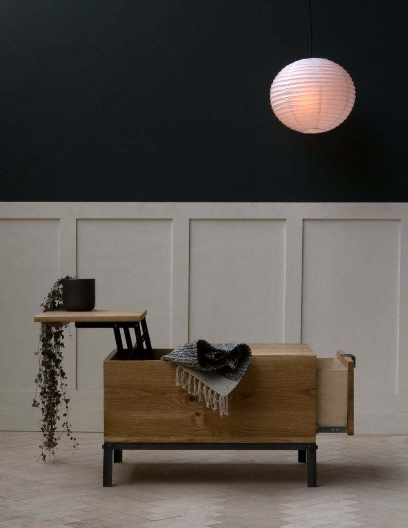 this is a keppel coffee table by KONK