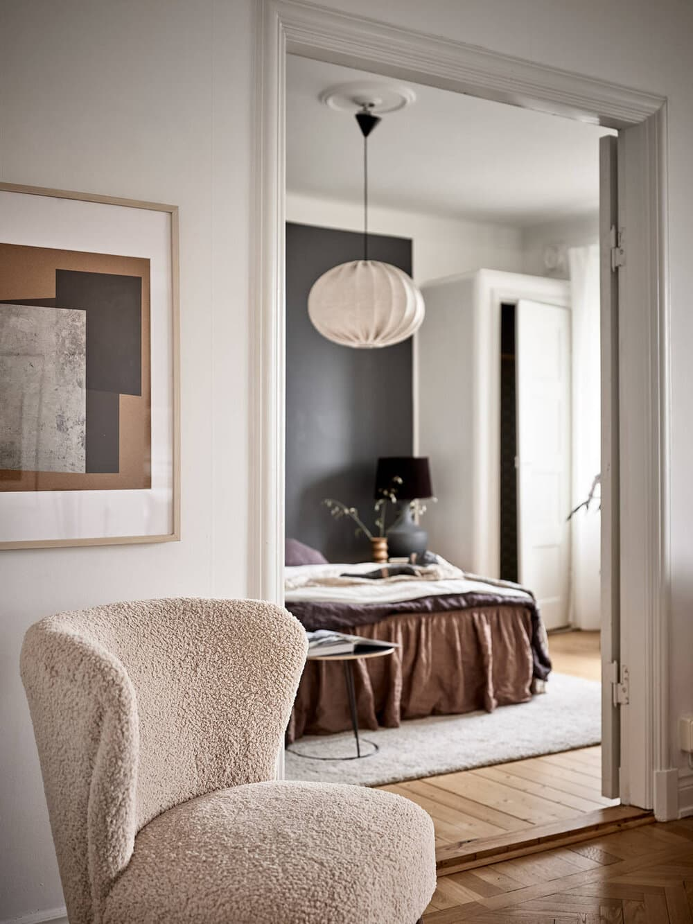 Boucle: The Ultimate Luxe & Comfort Interiors Trend of 2021