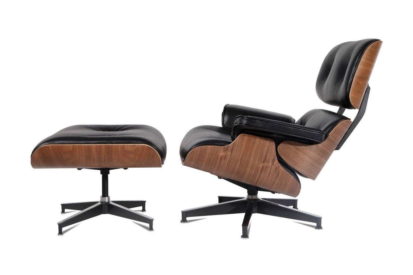 this is an eames lounge chair replica