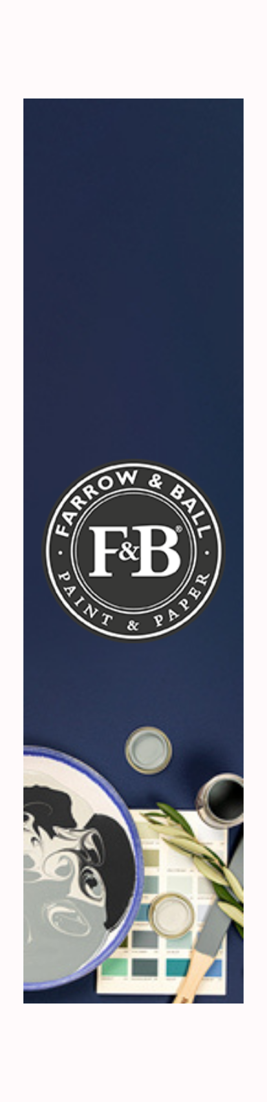 this is a Farrow & Ball banner ad