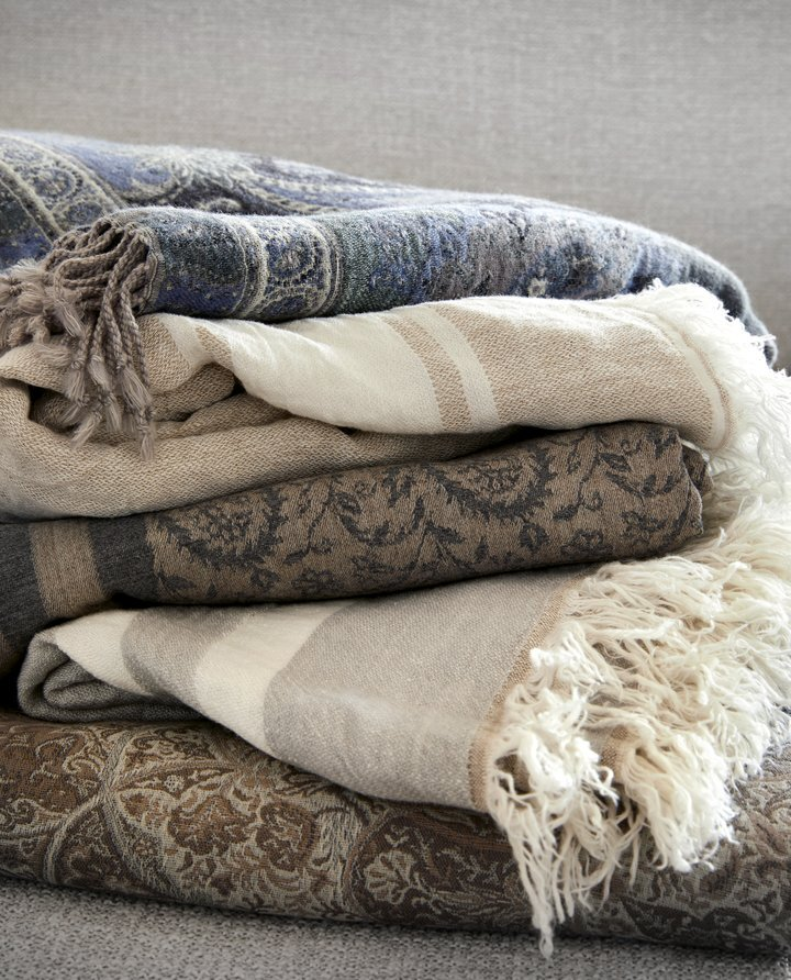 this is a collection of blankets from norway