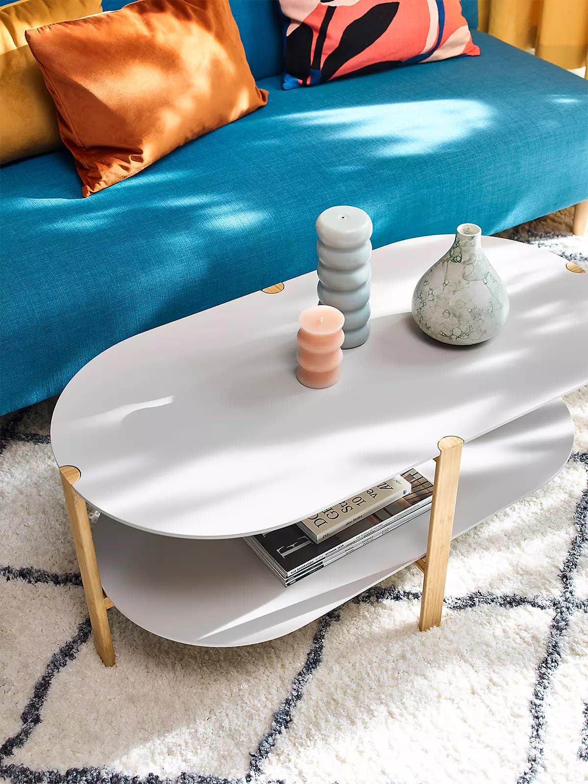 this is a perch coffee table by john lewis anyday collection