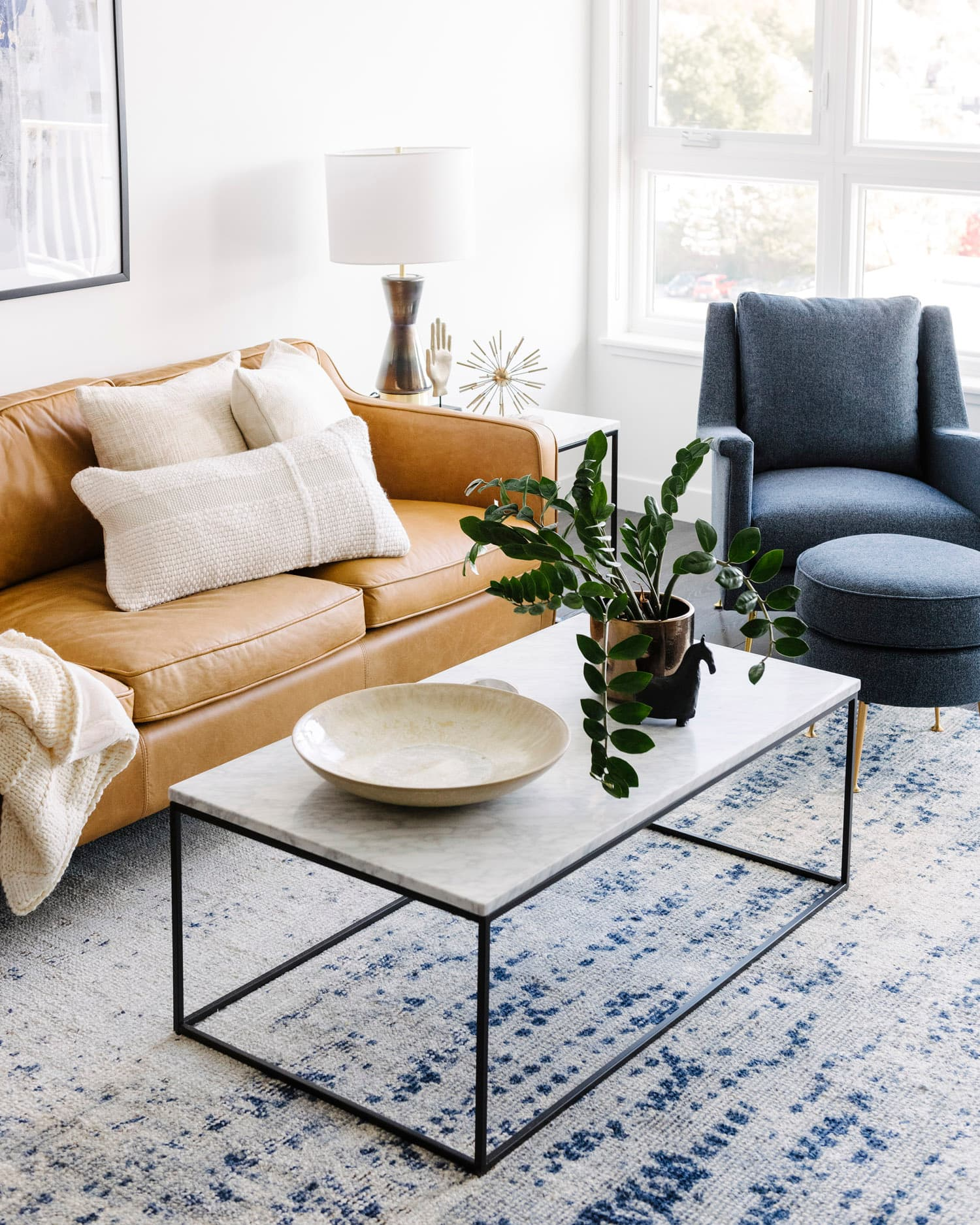 this is a small apartment in kansas city by west elm