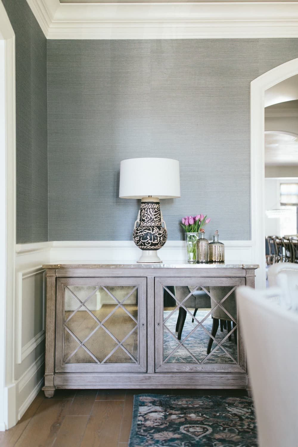 this is an example of provence style furniture by kate marker interiors