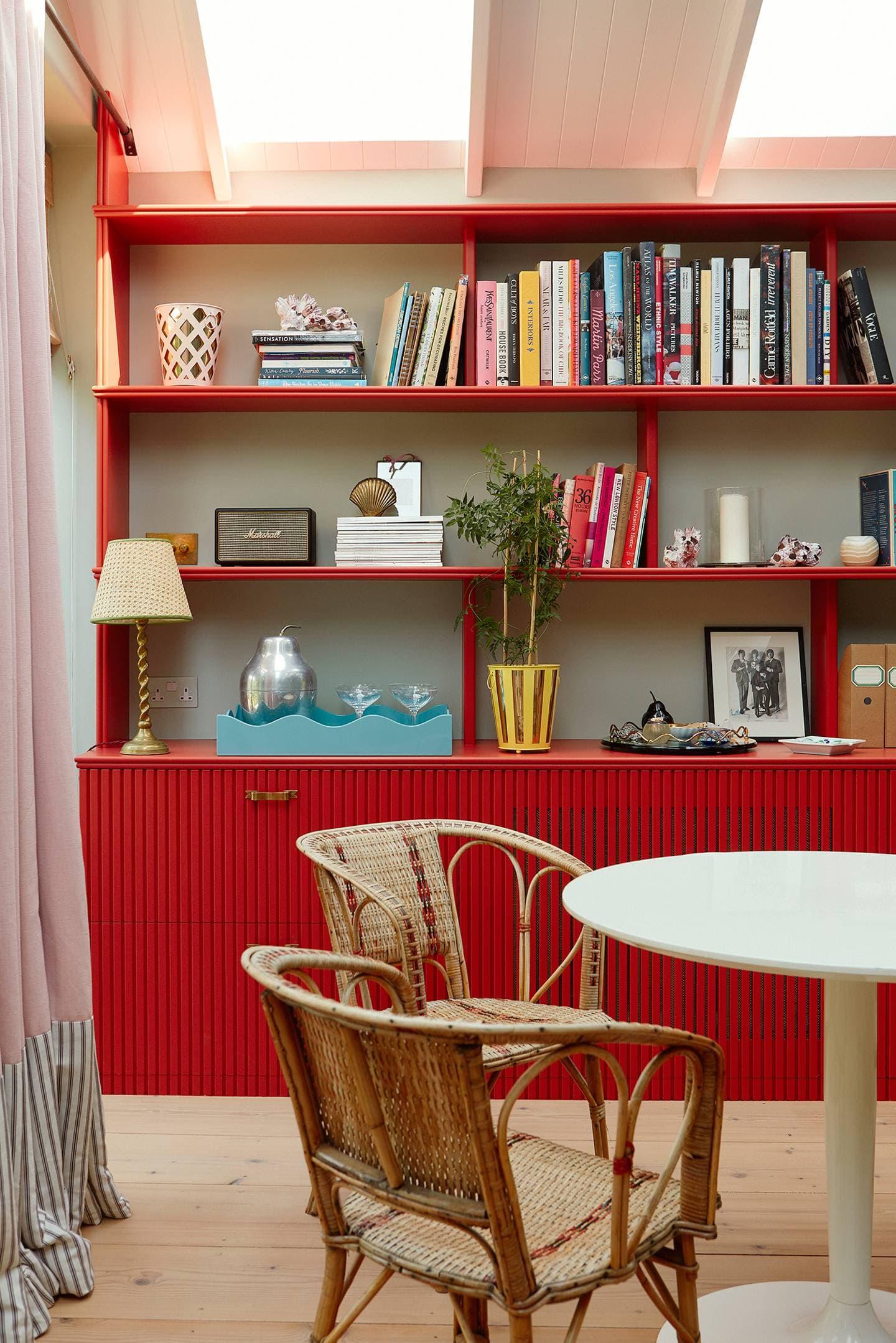 this is matilda goads home renovation, a leading british interior designer