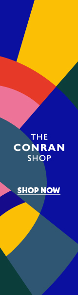this is the conran shop banner ad